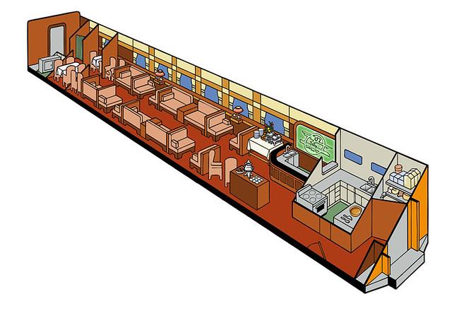 private rail car utah parlor cafe lounge car flickr photo sharing. Black Bedroom Furniture Sets. Home Design Ideas
