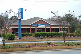 Woodbine, GA post office | by PMCC Post Office Photos