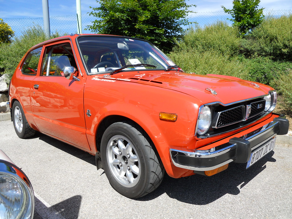 1975 Honda Civic Rs 1 3l 4 Cyl 1300cc Mugen Comments