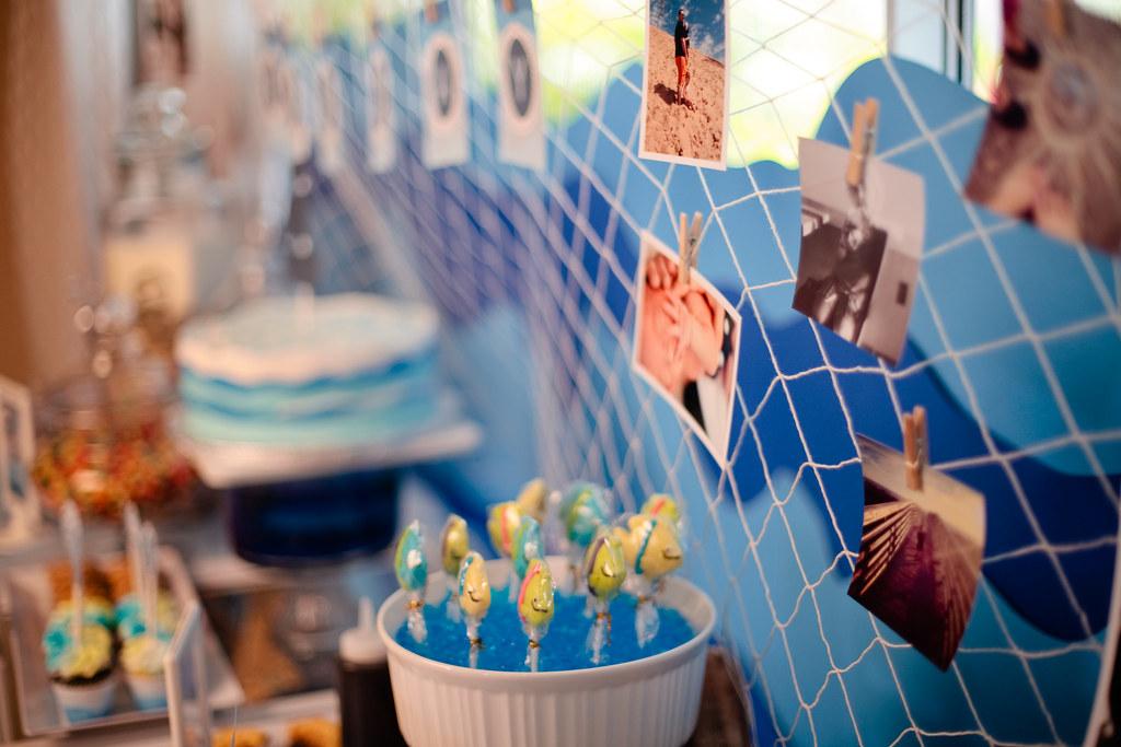 Brayden's Under the Sea Birthday Party-17