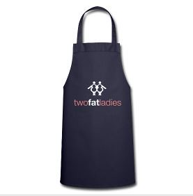 apron | by Two Fat Ladies
