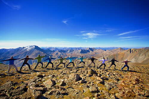 14er Yoga Gurus | by Zach Dischner