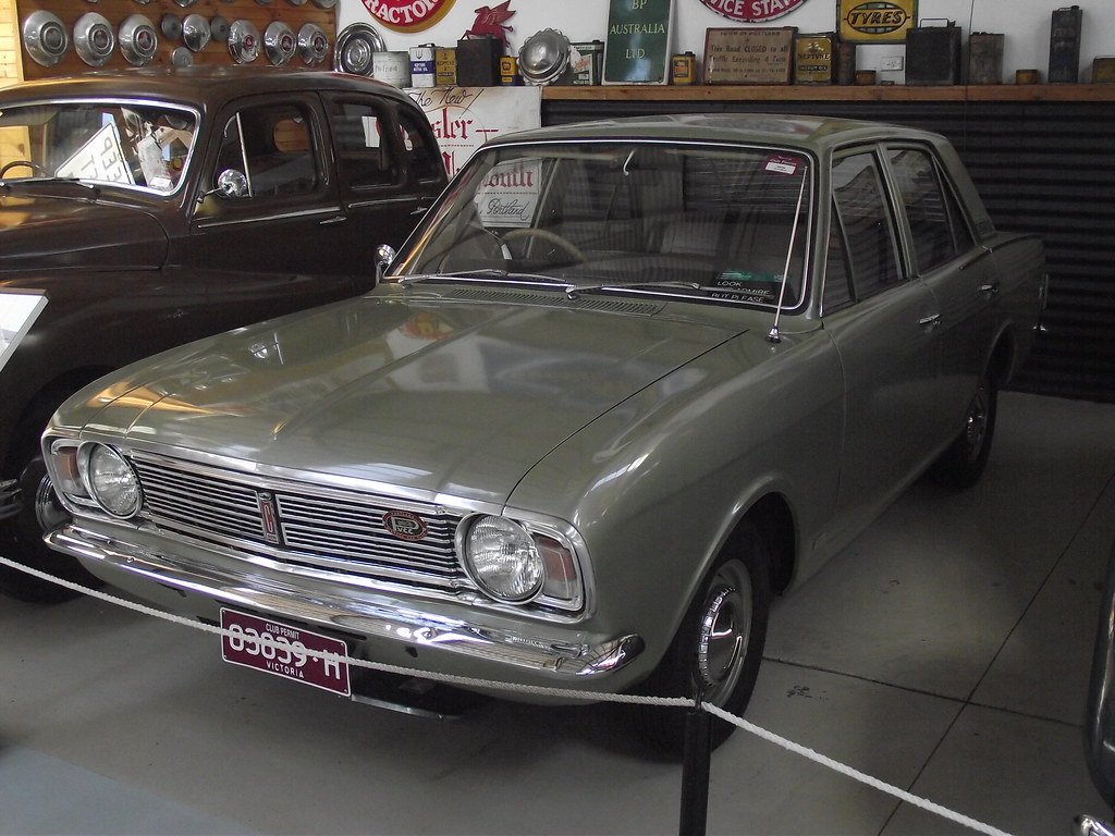 1967 ford cortina mk2 prototype one of the first for Factory motor parts portland