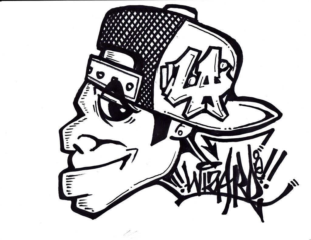 Graffiti Characters 5