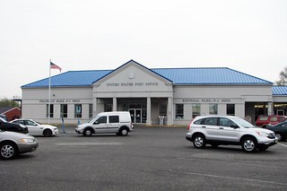 Franklin Park, NJ post office and Kendall Park, NJ post office | by PMCC Post Office Photos