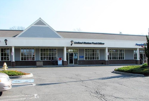 Trumbull, CT Branch post office | by PMCC Post Office Photos
