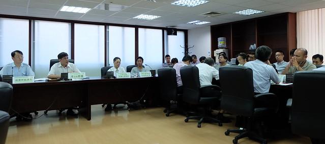 能源局舉辦「電業法修正草案說明會」攝影:陳文姿