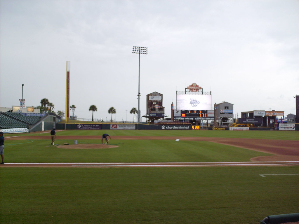Whataburger Field - In The Ballparks