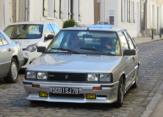 Renault 11 Turbo | by Spottedlaurel