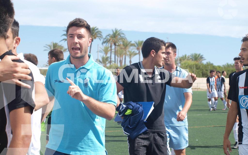 CD Castellón B 3-2 UD Puçol (18/09/2016), Jorge Sastriques