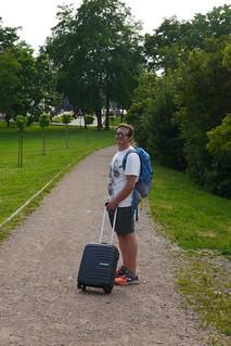 Con nuestra maleta de excursión por Polonia