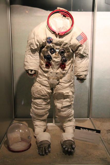 space suit rear - photo #30