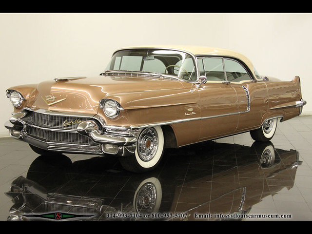 1956 cadillac sedan deville 4 door hardtop flickr for 1956 cadillac 4 door sedan