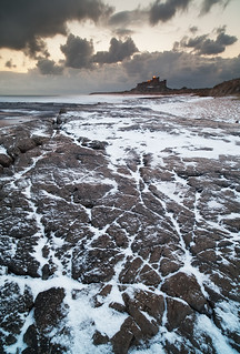 Bamburgh Castle in Winter | by Tired but Willin