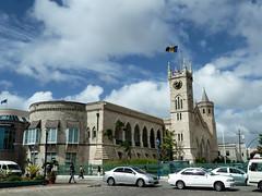 Bridgetown Parliament Buildings