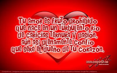 15 Imagenes De Corazones De Amor Con Frases Bonitas Flickr