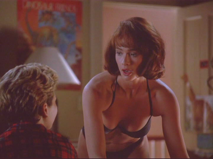 Lauren holly nude scene for the