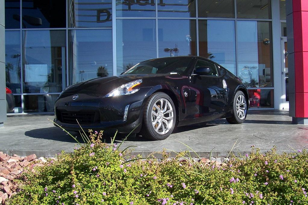 2013 Nissan 370z Coupe Magnetic Black 02 2013 Nissan 370z Flickr