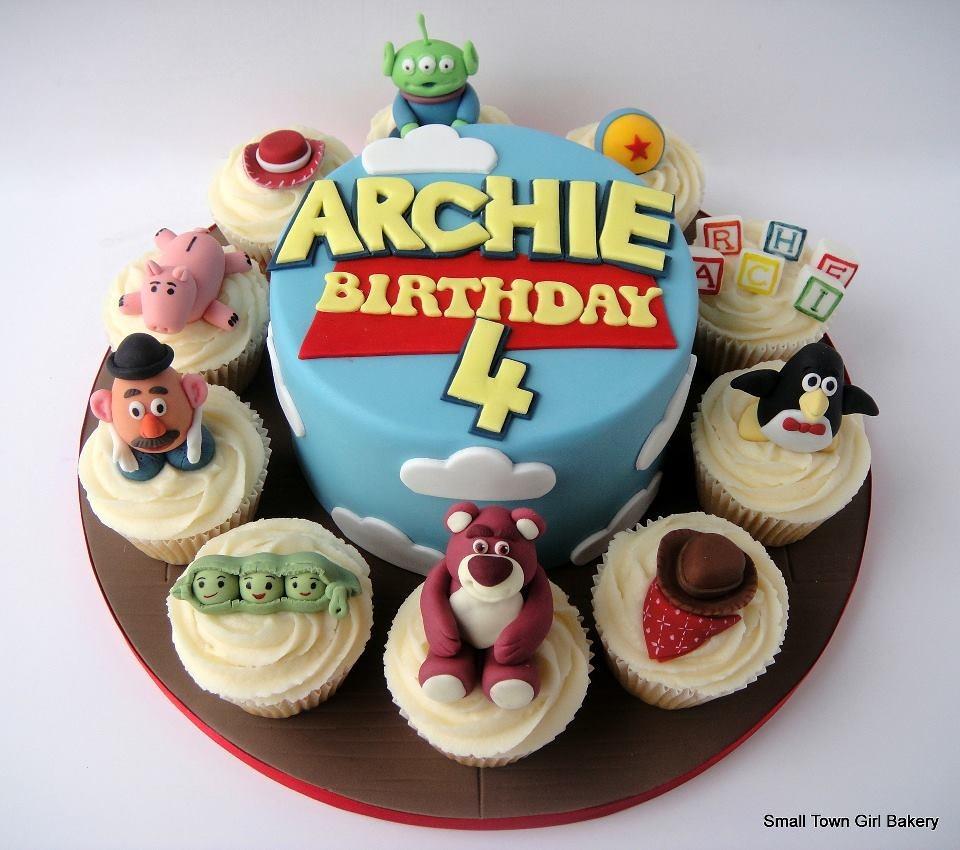 Toy Story Cake Pan