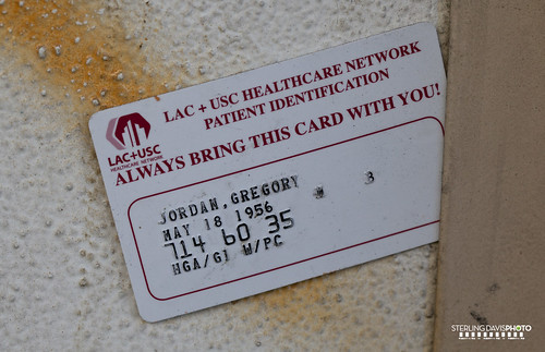 LAC/USC Healthcare ID Card | by STERLINGDAVISPHOTO