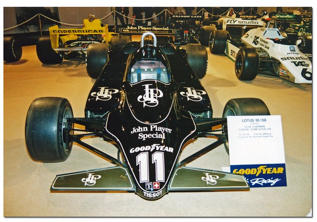 1982 elio de angelis jps lotus ford 91 f1 1995 autosport flickr photo sharing. Black Bedroom Furniture Sets. Home Design Ideas