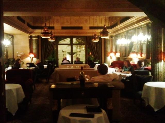 Le restaurant 13 rue des beaux arts paris la salle du re flickr - Rue des beaux arts ...