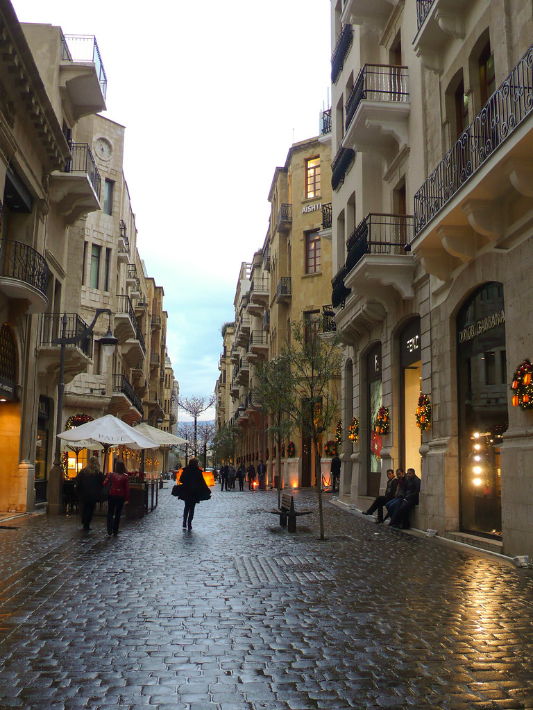 Beirut - Central District (8) | Beirut's 'new' historic ...