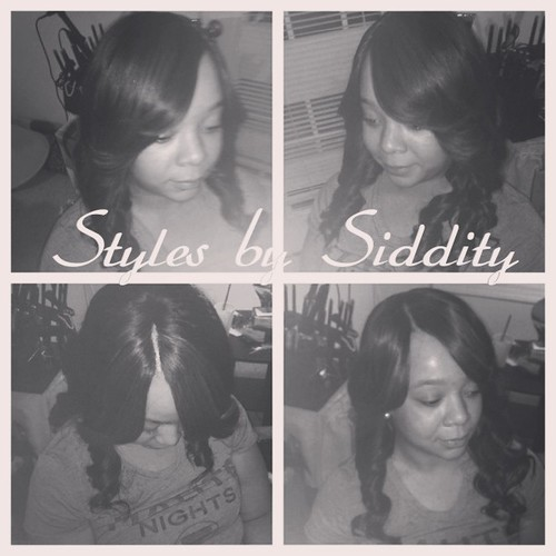 #sidditywork #fullsew #invisiblepart #flawless #happyclient | by iloveWEAVES