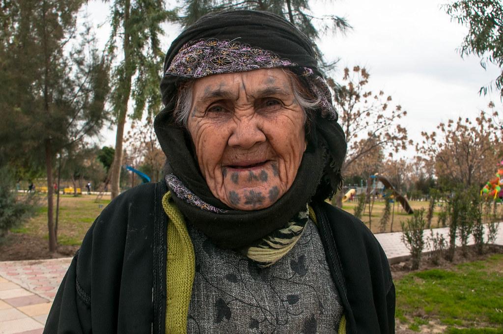 Kurdish Woman Martyr Sami Abduhl Rahman Park Erbil Iraq Flickr