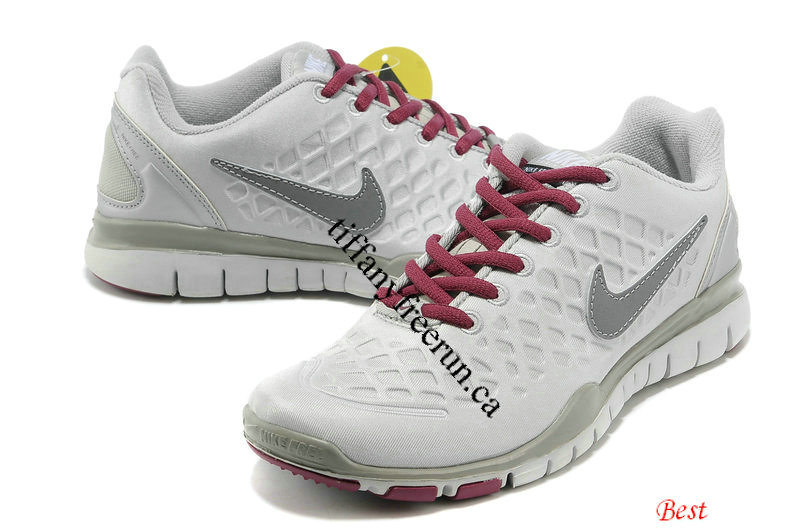 quality design 145ba dee58 ... Nike Free TR Fit 2 Shield Womens Submit White Grey Burgundy 469767 500    by zhangxueru