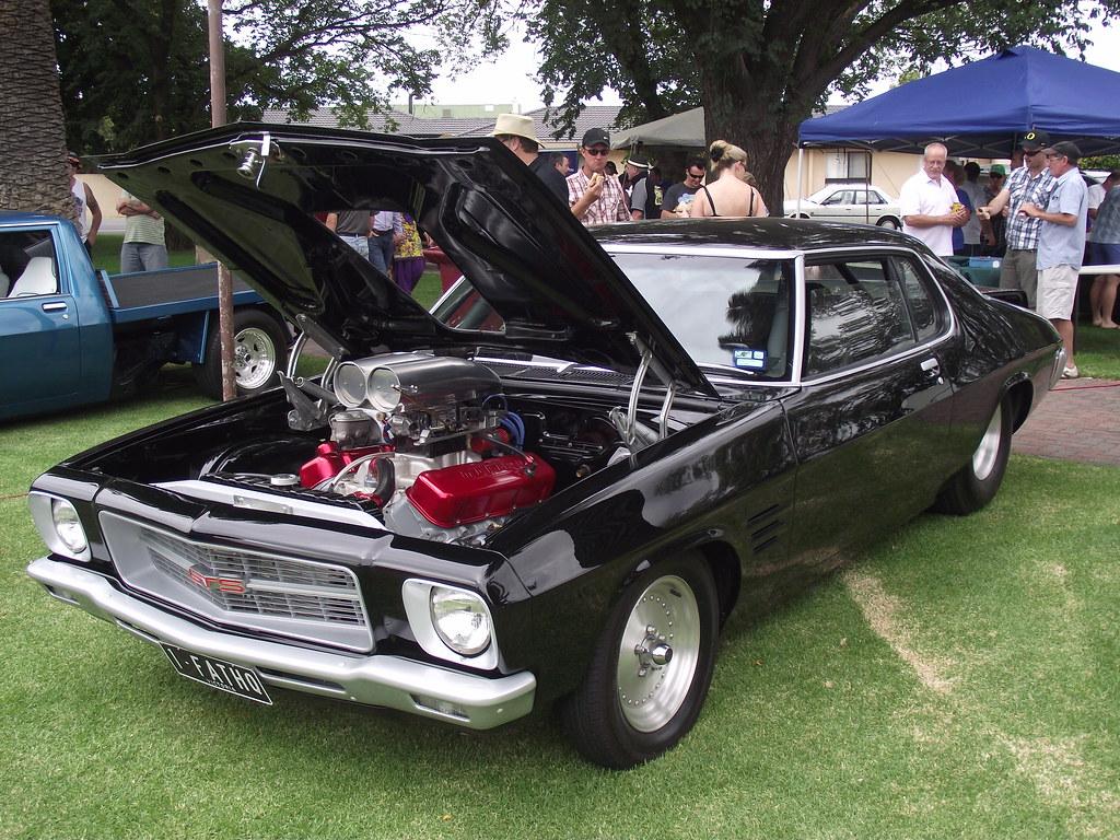 1972 Holden Hq Monaro Drag Car Alot Of People Were