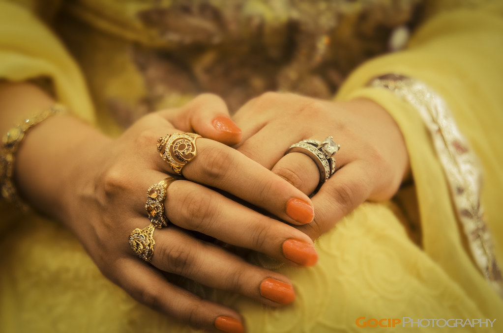 Pretty Hands with Cool Rings... :D | Zeeshan Gondal | Flickr