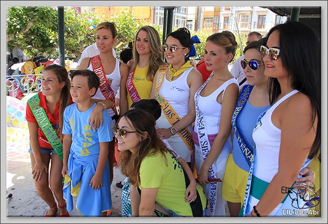 Briviesca Fiestas 2016 Bajada de las blusas  (2)