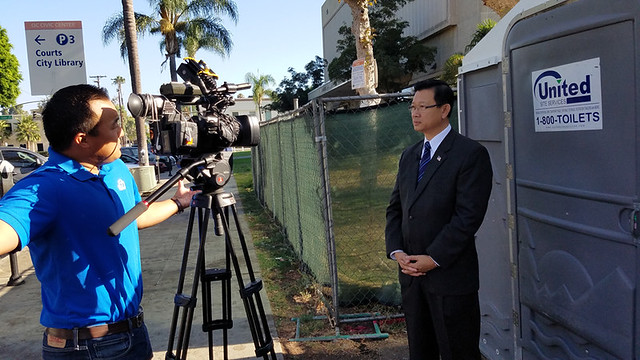 Orange County Supervisor Andrew Do