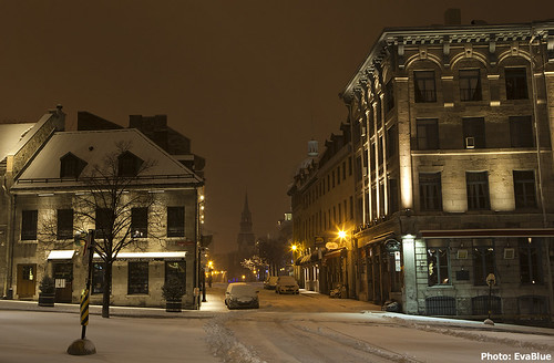 place jacques cartier and st paul east | by Eva Blue