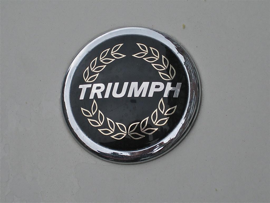 I Convertible >> 1979 TRIUMPH TR7 2.0 Litre convertible, emblem | Produced be… | Flickr