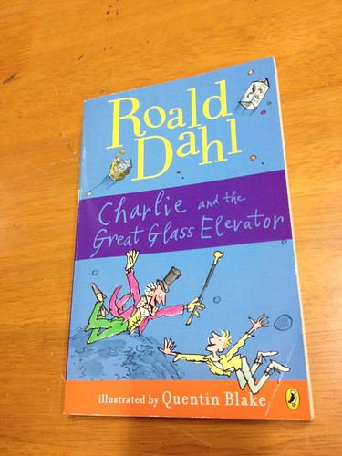 charlie and the great glass elevator book report Lift is british while elevator is american charlie and the great glass lift charlie and the great glass 'lift' is truly an odd book.