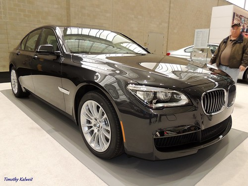 New BMW 7 Series >> 2013 BMW 7 Series | Color: Sophisto Grey II Brilliant Effect… | B737Seattle | Flickr