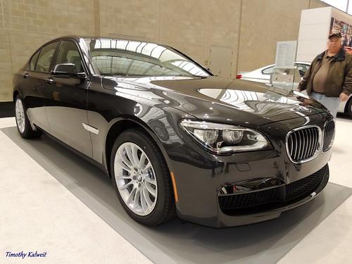 2013 BMW 7 Series Color Sophisto Grey II Brilliant
