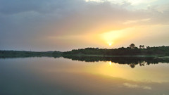 Sunset ~ Futala lakeside (Nagpur)
