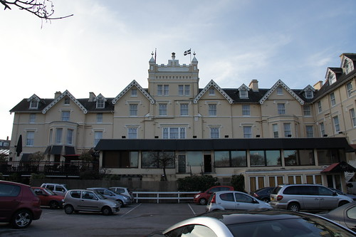 Exeter Hotel Bournemouth Restaurant