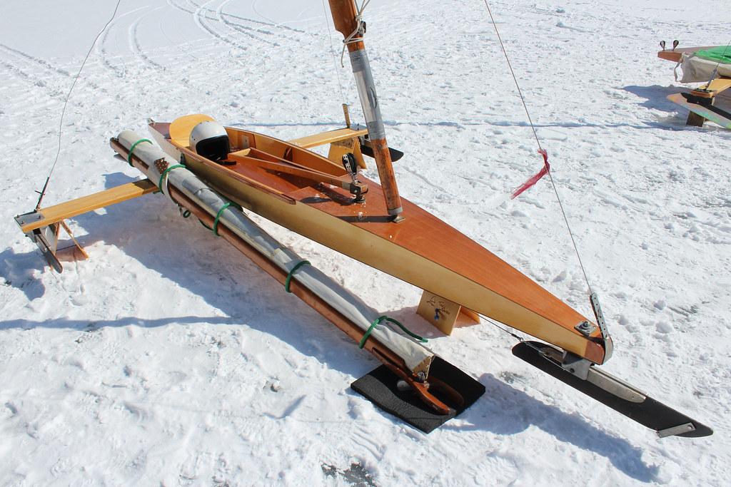 Iceman Boat