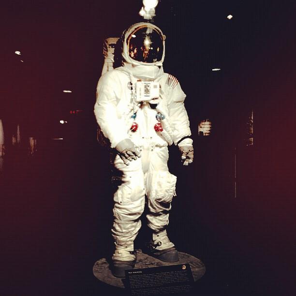 neil astronaut space suit - photo #16