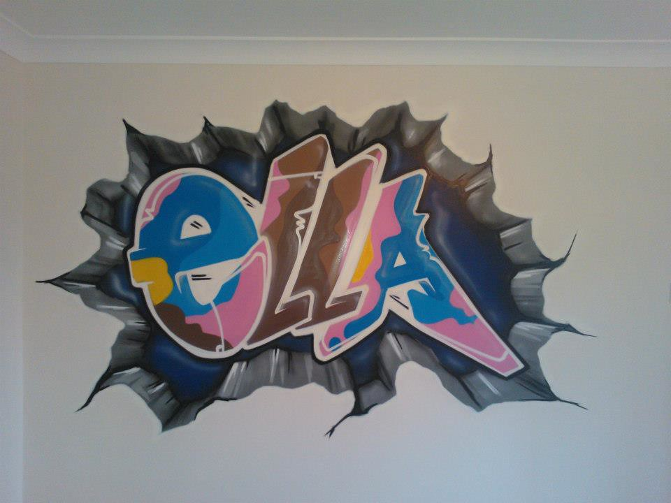 Chrome5  Graffiti Creator