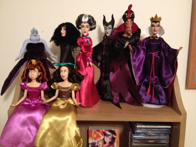 classic disney villains - photo #23