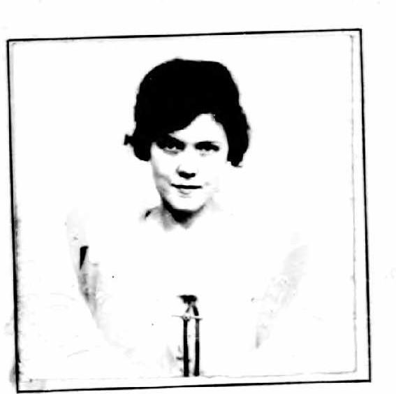 agnes von kurowsky 1921