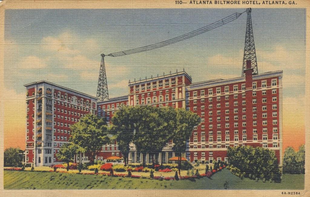 Atlanta Biltmore Hotel - Atlanta, Georgia