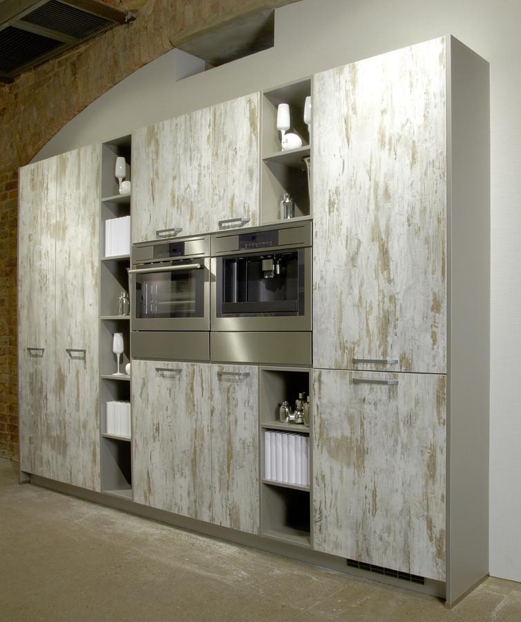 distressed paint urban kitchen panty bauformat usa flickr. Black Bedroom Furniture Sets. Home Design Ideas