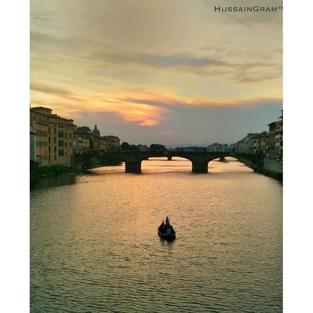 Camera A Ponte.Ponte Vecchio Florence Italy Italia Taken By Hussaingr