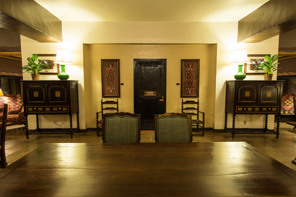 The Overlook Hotel, The Colorado Room (The Ahwahnee Hotel,… Flickr